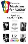 Musicians for ROSMY