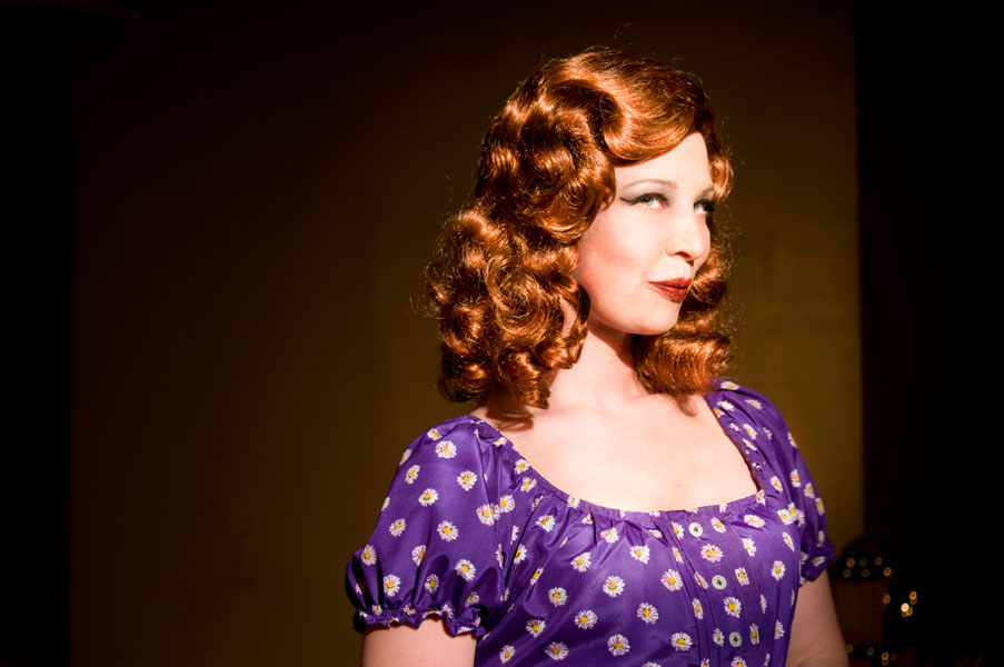 Style noted that Holly Lucas gave her character, Bing, major depth.  This was Lucas's debut to the Richmond stage after a long theatrical hiatus.