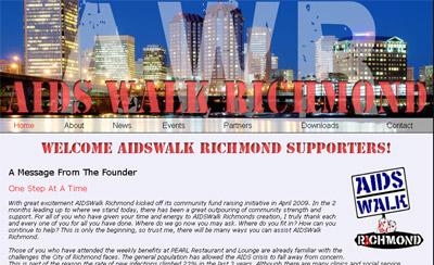 AidsWalkSite