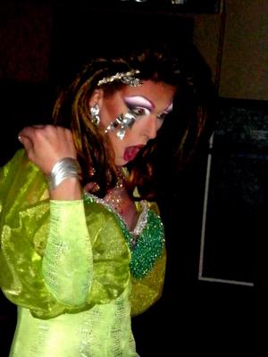 Michelle D. Livigne goes GaGa.
