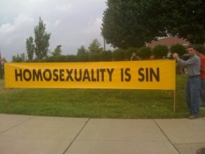 Homosexuality is Sin