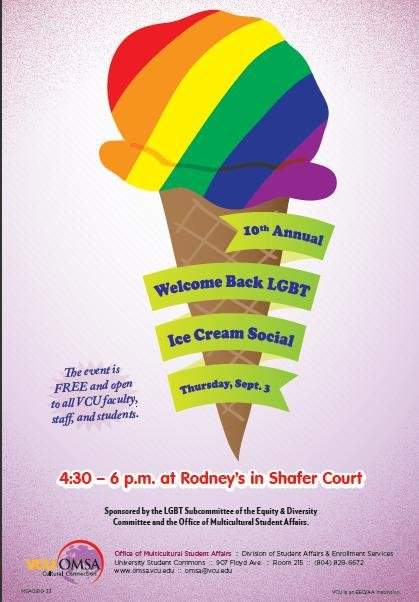 LGBT Ice Cream