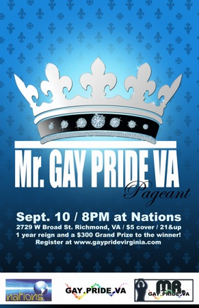 Mr Gay Pride VA
